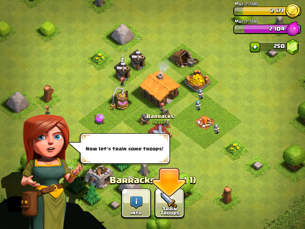 Pandes Blog Mengenal Game Clash Of Clans
