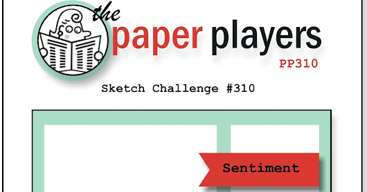 desert diva: The Paper Players  #310  :  A sketch from Nance