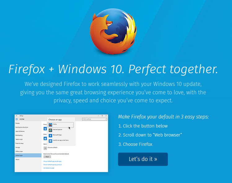 Firefox Ruckelt Windows 10