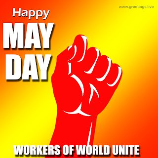 World labor Day Celebrations images happy mayday