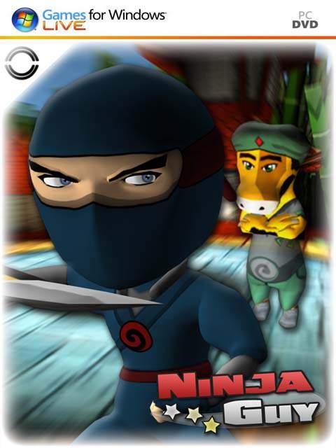 تحميل لعبة Ninja Guy مضغوطة برابط واحد مباشر + تورنت كاملة مجانا