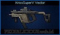 KrissSuperV Vector