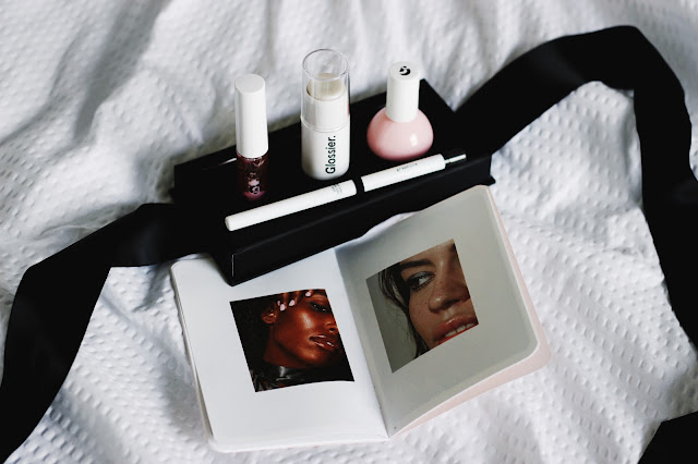 Glossier Black Tie Set Review