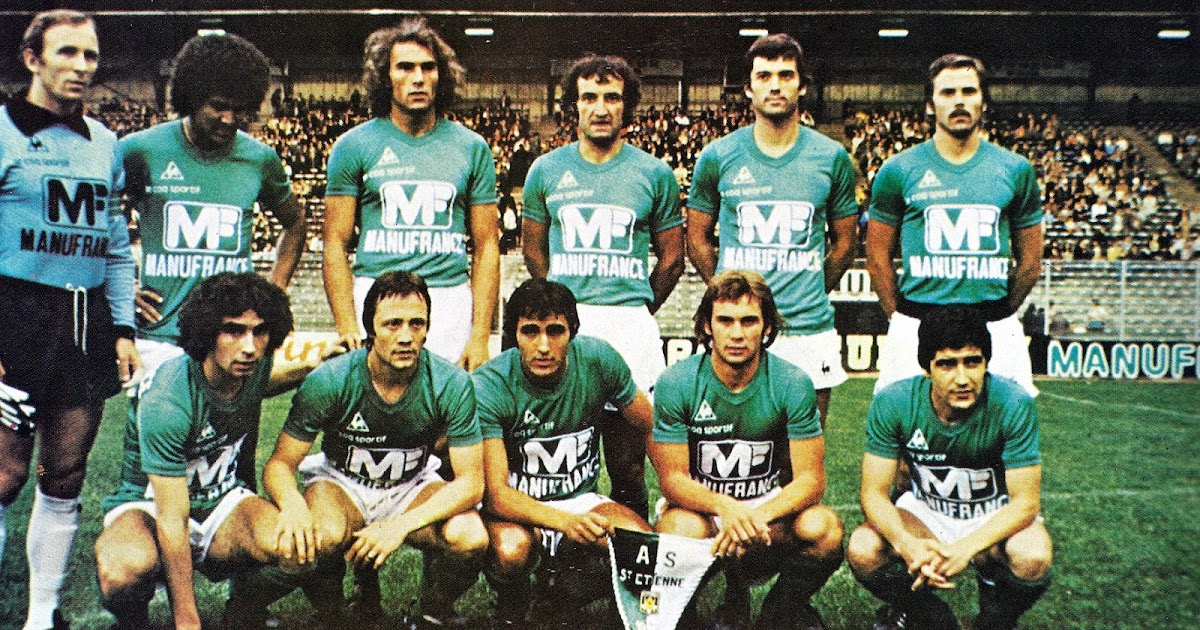 A s saint etienne 1978 79 the vintage football club - Chambre des metiers st etienne ...