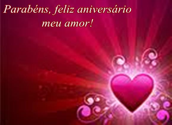 Feliz Aniversario Meu Amor Tumblr: Parabéns, Feliz Aniversário Meu Amor!
