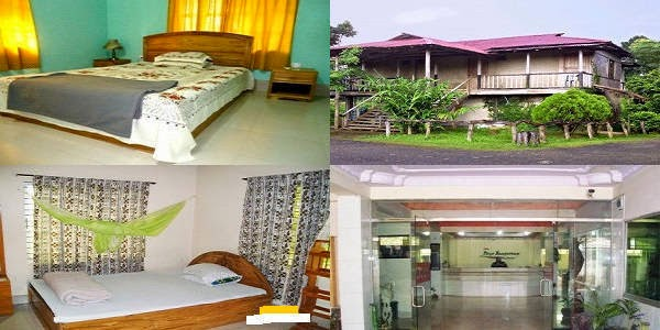 Top hotels of Bandarban