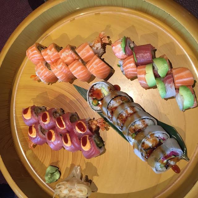 Sushi Hells Kitchen: Emma Jayne