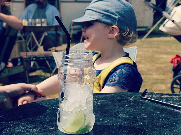 jam jar cocktail campbestival