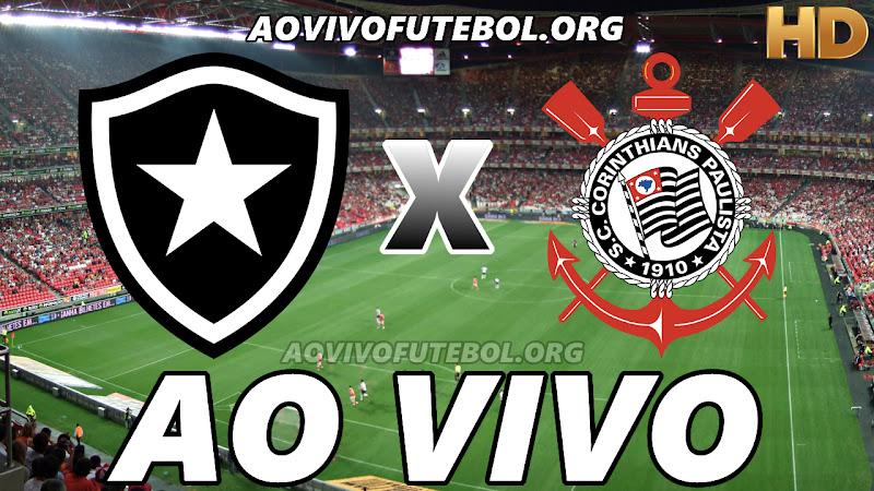 Botafogo x Corinthians Ao Vivo Online HD