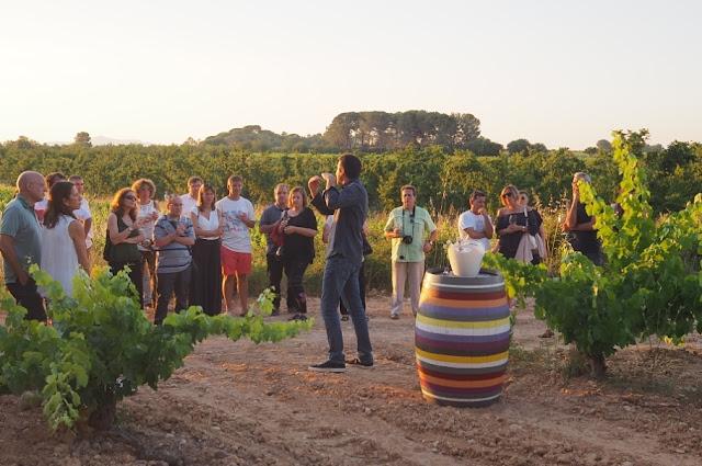 do terra alta, do alella, wijntoerisme catalonië, wijnkathedraal, art-nouveau wijnhuizen, via verde de la terra alta, la fontcalda, pinell de brai, wijn, wijntoerisme, gandesa, adernats, nulles, cesar martinell, do tarragona, do montsant, celler maisrog, cava, catalaanse wijnen, spaanse wijnen, alta alella mirgin,