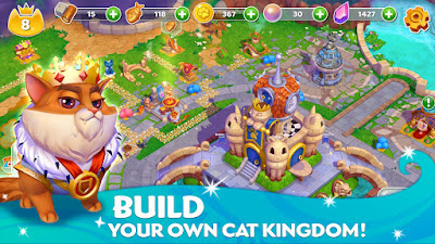 CAT ADVENTURE: MAGIC KINGDOM APK + OBB FOR ANDROID