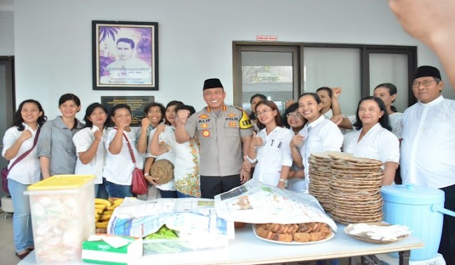 Kapolresta Tangerang Kota Buka Puasa Bersama Kebhinekaan di Tangerang