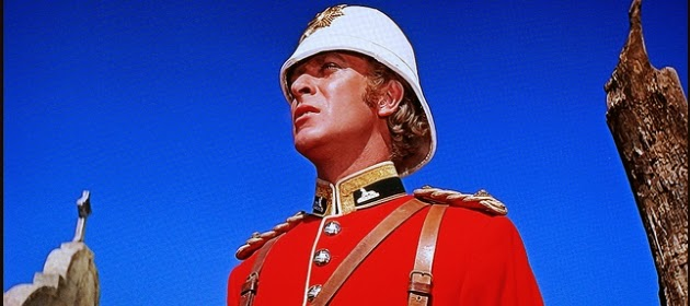 Image result for michael caine in zulu