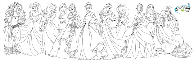 Disney Princess Coloring Pages Games Archives Free Coloring