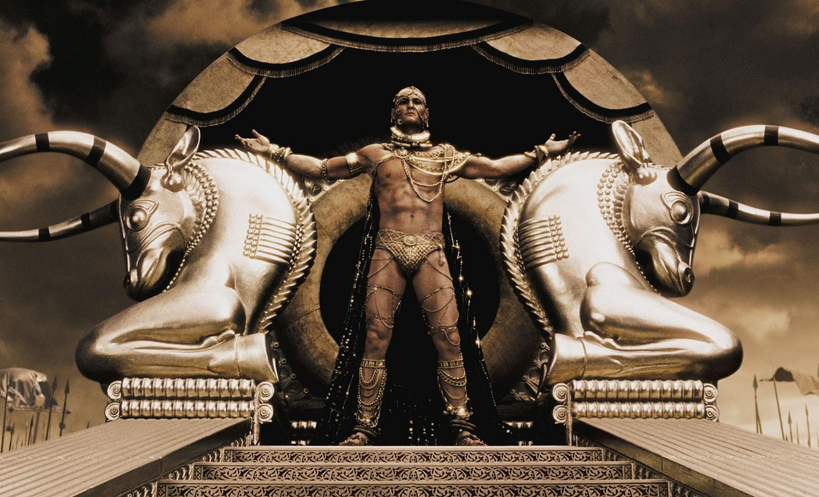 PediaPie Spartans Movie 300 Wallpaper