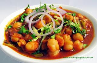 Channa Masala for Batura || Indian Recipe