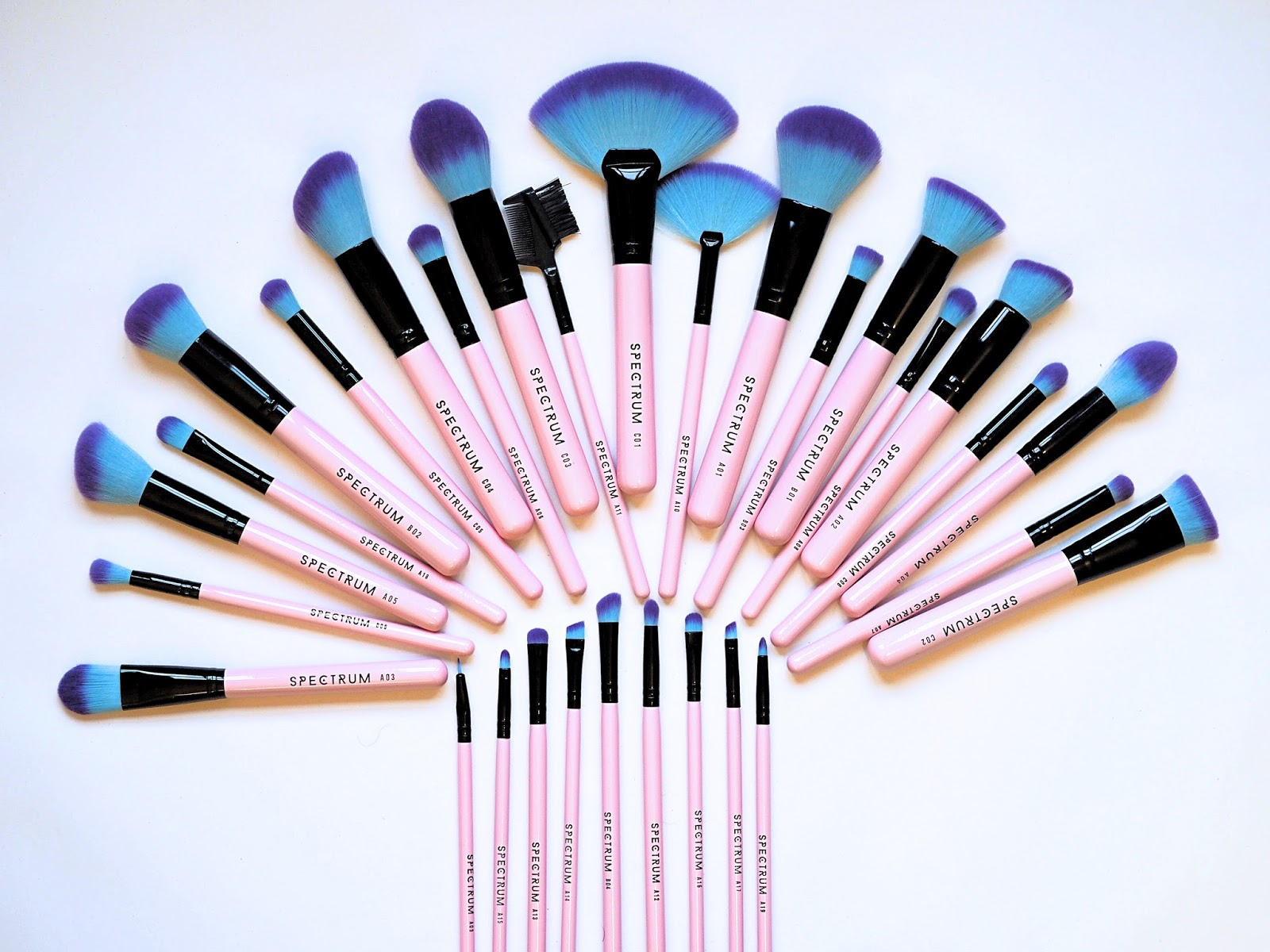 Spectrum Collections 30 Brush Set