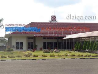 Bandar Udara (Internasional) H.A.S. Hanandjoeddin, Belitung