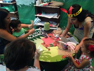 Atividades gratuitas marcam as comemorações do Dia do Índio no Shopping Grande Rio