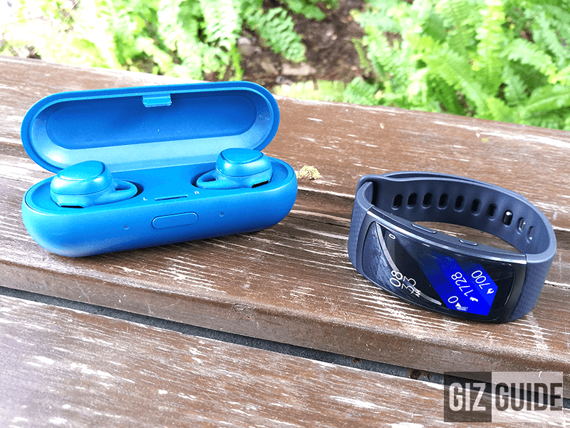 Samsung Officially Launched Gear Fit 2 And Gear Icon X In PH!