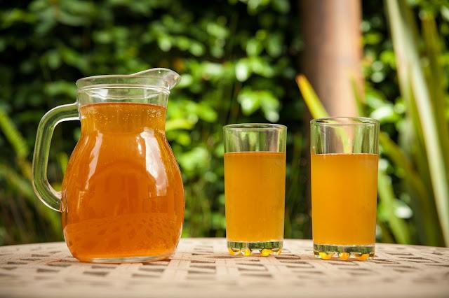 Iced Green Tea Health Benefits