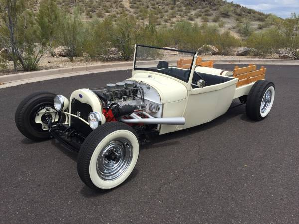 1929 Ford Pick Up Truck Roadster Auto Restorationice