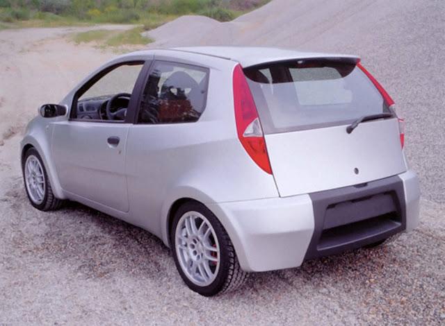 Fiat Punto 1993