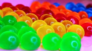 How to Make Magic Orbeez You Can EAT Recipe Cooking Toys Kit