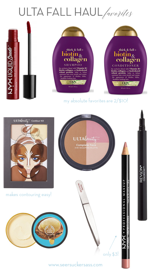 ULTA Fall Haul Event
