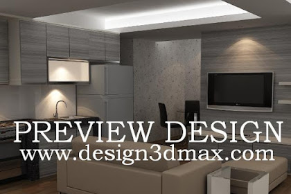 Jasa design interior apartment minimalis modern elegant full wallpaper vynil melamin plafond gypsum