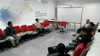 Meetup Scrum Chapter Malang Januari 2018