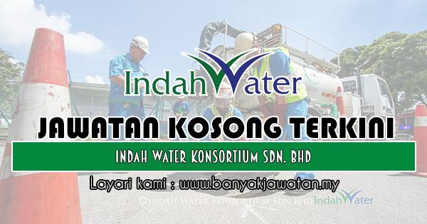 Jawatan Kosong 2018 di Indah Water Konsortium Sdn. Bhd