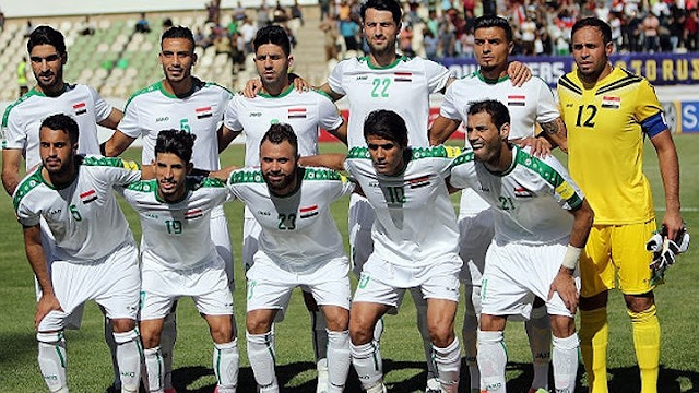 11. Iraq - 1 trong 3 đội nhì có thành tích tốt nhất vòng loại thứ 2.