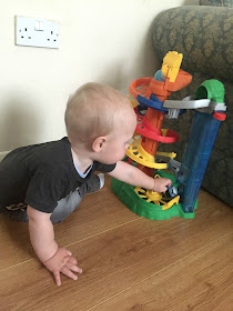 Thomas baby toy review