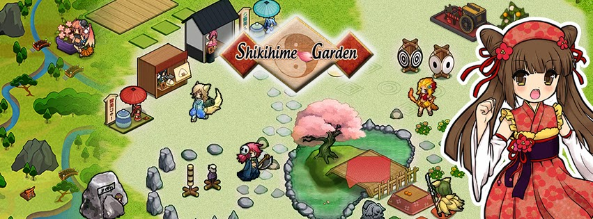 Japanese hybrid card & simulation game Shikihime Garden about to launch its English version