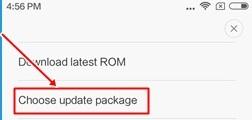 udah usang saya G buat tutorial untuk pengguna xiaomi Cara Update MIUI 9 Redmi 4A (Rolex) Global Stable Tanpa PC