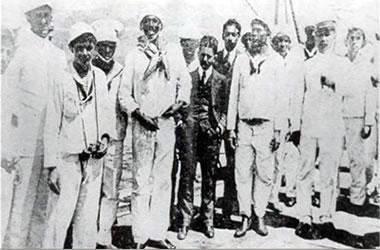 Revolta da Chibata (1910)
