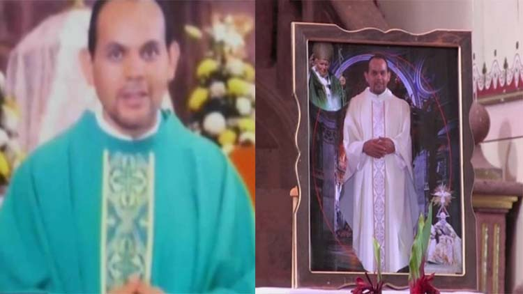 Con impactos de bala y envuelto en cobija fue hallado muerto el sacerdote desaparecido en Michoacán