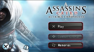 للاندرويد assassin's creed HD apk+data