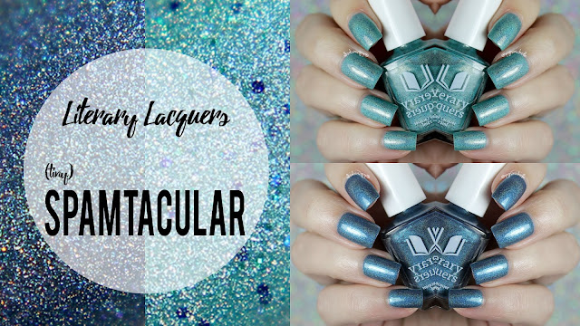 Literary Lacquers Fangroup Spamtacular