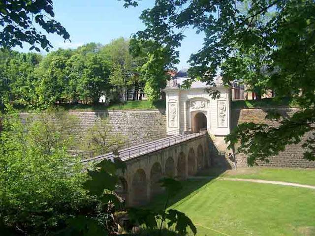 My Travel Background : Les trésors de la Lorraine (je vous emmène en Lorraine) - Longwy
