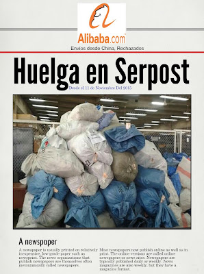 Huelga serpost 2015