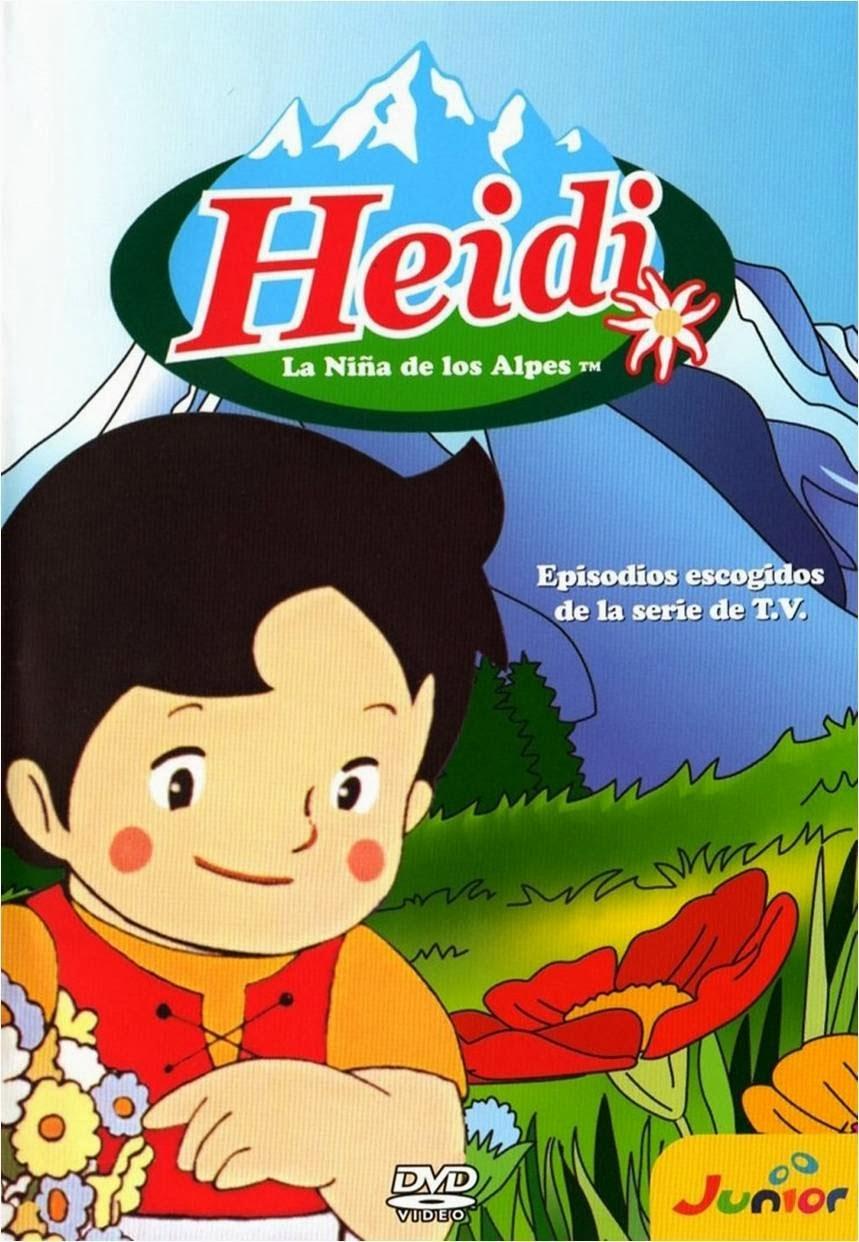 Heidi, la Niña de los Alpes |52/52| |Latino| |Mega|