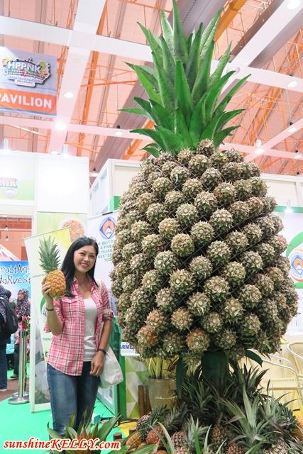 HPPNK 2017 Hari Peladang & Malaysia Food Festival at MAEPS, Serdang Highlights, Visitors Guides and Experiences