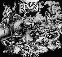 "Album Review | Binaash – ""2072 BS"" (EP, 2016)"
