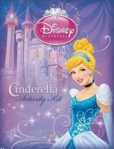 Cinderella Free Printable Activity Book.