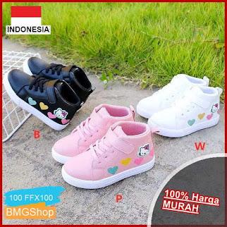 FFX100 Sepatu Anak Boot Motif Print BMGShop
