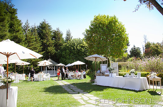 Nature Wedding Venues cambria pines lodge