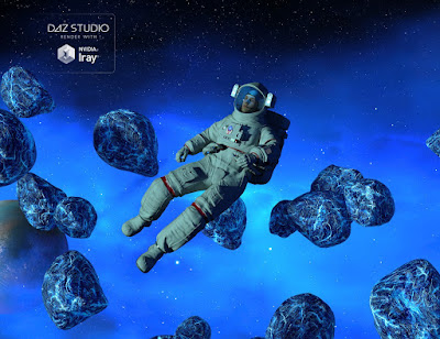 Asteroid Belt 360