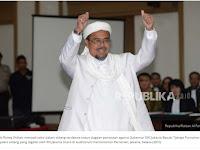 Ini Yang di Katakan Habib RiIek di Sidang Ahok